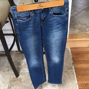 New Gap 1969 Real Straight Jeans Sz 26s